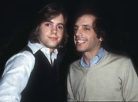 Saun Cassidy Steve Rubell at Studio 54 1978<br /> Photo By Adam Scull/PHOTOlink.net