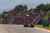 11th September 2020; Mugello race track, Scarperia e San Piero, Tuscany, Italy ; Formula 1 Grand Prix of Tuscany, Free practise; 16 Charles Leclerc MCO, Scuderia Ferrari Mission Winnow