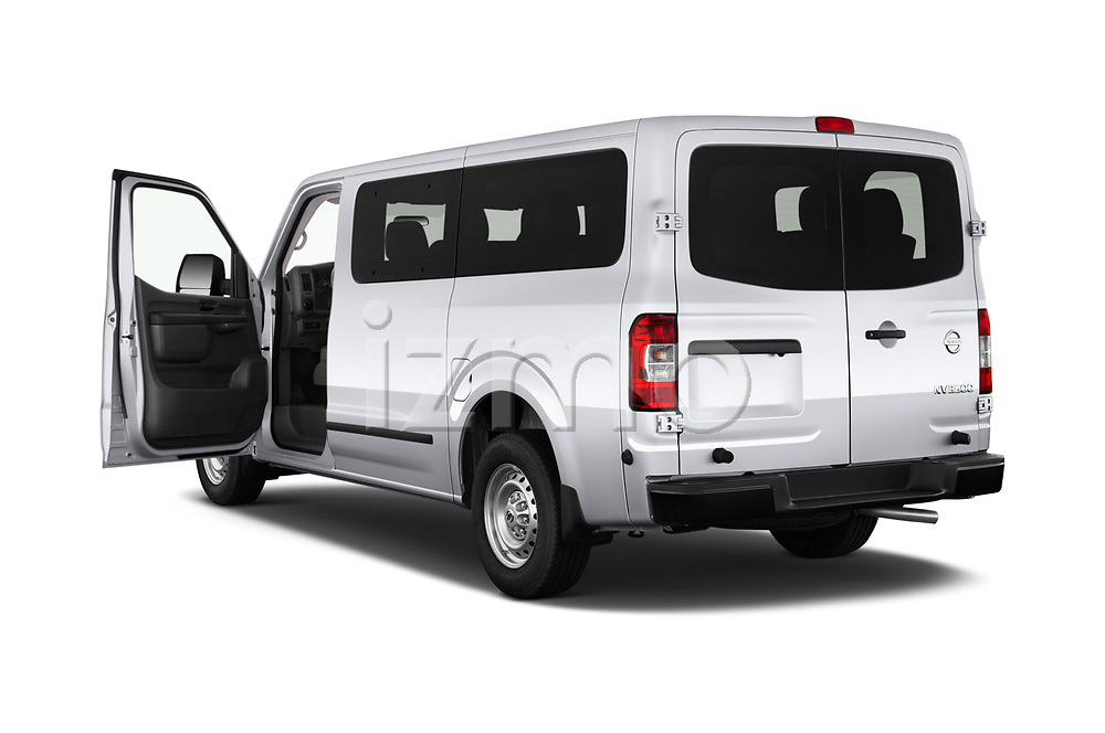 Car images of 2020 Nissan NV-Passenger S 4 Door Passenger Van Doors
