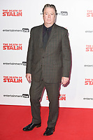 """Roger Allam<br /> arriving for the premiere of """"The Death of Stalin"""" at the Curzon Chelsea, London<br /> <br /> <br /> ©Ash Knotek  D3338  17/10/2017"""