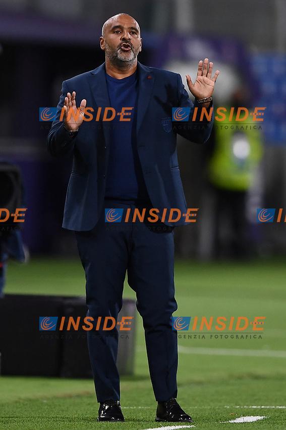 Fabio Liverani <br /> during the Serie A football match between Bologna FC and Parma Calcio 1913 at stadio Renato Dall Ara in Bologna (Italy), September 28th, 2020. Photo Image Sport / Insidefoto