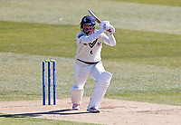 Kent's Darren Stevens bats during Kent CCC vs Yorkshire CCC, LV Insurance County Championship Group 3 Cricket at The Spitfire Ground on 16th April 2021