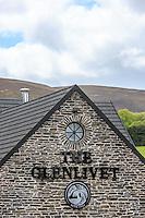 Exterior view of Glenlivet whiskey distillery near Ballindalloch, Scotland on 2015/06/08. Foto EXPA/ JFK/Insidefoto