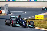 5th September 2021: Circuit Zandvoort, Zandvoort, Netherlands;   44 HAMILTON Lewis gbr, Mercedes AMG F1 GP W12 E Performance during the Formula 1 Heineken Dutch Grand Prix
