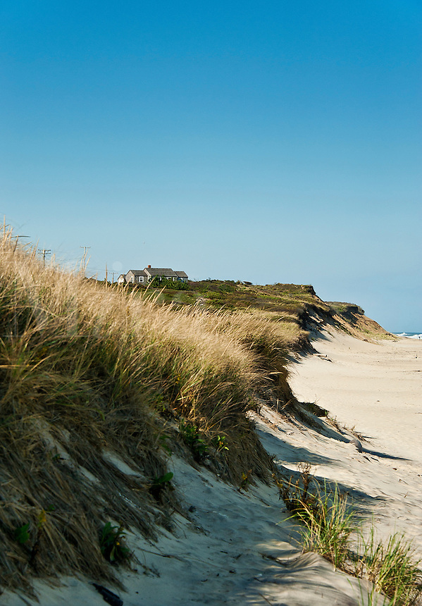 Coast Gauard Beach and dunes, Eastham, Cape Cod, Massachusetts, , USA