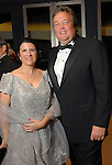 Joel A. Bartsch and his wife Suzanne at the Museum of Natural Science Gala Saturday March 01,2008.(Dave Rossman/For the Chronicle)