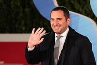 """Italian Minister for Youth Policy and Sport, Vincenzo Spadafora on the red carpet for the screening of the film """"Soulduring the 15th Rome Film Festival (Festa del Cinema di Roma) at the Auditorium Parco della Musica in Rome on October 15, 2020.<br /> UPDATE IMAGES PRESS"""
