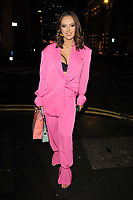 Sharon Gaffka at the boohooMan Love Island Party, boohoo, Great Portland Street, on Thursday 07th October 2021, in London, England, UK. <br /> CAP/CAN<br /> ©CAN/Capital Pictures