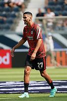 Aymen Barkok (Eintracht Frankfurt) - Frankfurt 21.08.2021: Eintracht Frankfurt vs. FC Augsburg, Deutsche Bank Park, 2. Spieltag Bundesliga