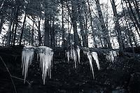 Sharp Ice Falls