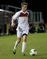 The Winthrop University Eagles lose 2-1 in a Big South contest against the Campbell University Camels.  Cody Winter (2)