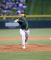 AJ Puk - Oakland Athletics 2020 spring training (Bill Mitchell)