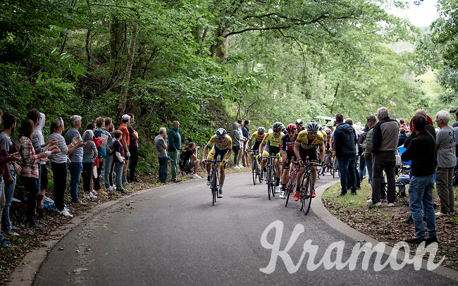the inaugural GP Vermarc 2020 is the very first pro cycling race in Belgium after the covid19 lockdown of Spring 2020 & which was only set up some weeks in advance to accommodate belgian teams by providing racing opportunities asap after the lockdown allowed for racing to restart (but still under strict quarantine / social distancing measures for the public, riders & press)<br /> <br /> Rotselaar (BEL), 5 july 2020<br /> ©kramon