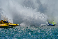 """Frame 33: Andrew Tate, H-300 """"Pennzoil"""", Donny Allen, H-14 """"Legacy 1""""       (H350 Hydro)"""
