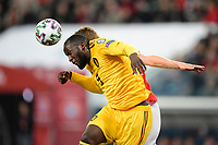 Romelu Lukaku forward of Belgium  <br /> Saint Petersbourg  - Qualification Euro 2020 - 16/11/2019 <br /> Russia - Belgium <br /> Foto Photonews/Panoramic/Insidefoto <br /> ITALY ONLY