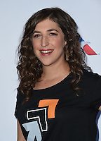 Mayim Bialik @ the Stand Up To Cancer 2016 held @ the Walt Disney Concert Hall. September 9, 2016