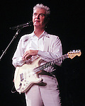 David Byrne at Jones Hall  6/15/2009