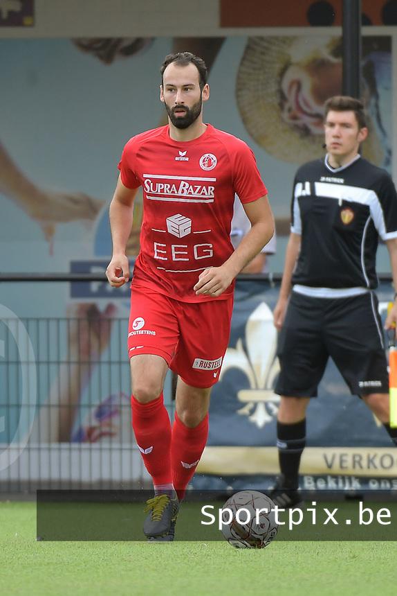 FC GULLEGEM :<br /> Jeroen Doornaert<br /> <br /> Foto VDB / Bart Vandenbroucke