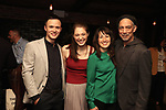 Thom Sesma, Jeffrey Omura, Kimiye Corwin, Emma Kikue - Fruiting Bodies Opening Night at Ma-Yi 4/28/9