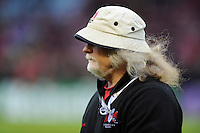 Laurie Fisher, Gloucester Rugby Head Coach