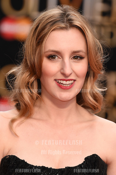 Laura Carmichael arrives for the Olivier Awards 2015 at the Royal Opera House Covent Garden, London. 12/04/2015 Picture by: Steve Vas / Featureflash