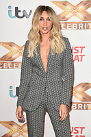 Megan McKenna<br /> at the photocall of X Factor Celebrity, London<br /> <br /> ©Ash Knotek  D3524 09/10/2019