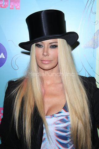 Jenna Jameson at Perez Hilton's 34th birthday party at Siren Studios on March 24, 2012 in Los Angeles, California. © mpi24/MediaPunch Inc.