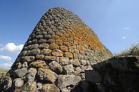 Nuraghe Losa,  Nuraghenzeit, (2.JT. v.Chr.) Provinz Oristano, West - Sardinien, Italien