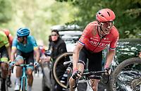 Warren Barguil (FRA/Arkea-Samsic)<br /> <br /> 106th Liège-Bastogne-Liège 2020 (1.UWT)<br /> 1 day race from Liège to Liège (257km)<br /> <br /> ©kramon