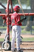 Wagner Mateo - Arizona Diamondbacks - 2010 Instructional League.Photo by:  Bill Mitchell/Four Seam Images..