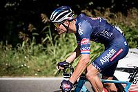 Mathieu Van der Poel (NED/Alpecin-Fenix)<br /> <br /> 114th Il Lombardia 2020 (1.UWT)<br /> 1 day race from Bergamo to Como (ITA/231km) <br /> <br /> ©kramon