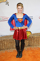 UNIVERSAL CITY, CA - OCTOBER 21:  Bailey Butain at the Camp Ronald McDonald for Good Times 20th Annual Halloween Carnival at the Universal Studios Backlot on October 21, 2012 in Universal City, California. © mpi28/MediaPunch Inc. /NortePhoto