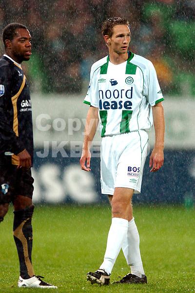 groningen - sparta  eredivisie seizoen 2007-2008 29-09- 2007 matavz *** Local Caption ***