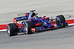 Brendon Hartley of New Zealand (39) in action during the final practice before the Formula 1 United States Grand Prix race at the Circuit of the Americas race track in Austin,Texas.