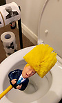 """Pictured the Boris Johnson toilet brush and loo roll<br /> <br /> Sales of a toilet brush bearing the face of Boris Johnson have rocketed with more people than ever wanting to stick the PM's head down the toilet.  The £4.99 Boris Bog Brush and 99p Boris Bog Roll have flown off shelves during lockdown as the Prime Minister began to test the public's patience.<br /> <br /> The company selling the jokey products insist it's nothing personal against Boris, but claim it's good to see the public 'in close contact' with their politicians.  The owner of Bog Standard, Carlton Johnson, said: """"I saw people had made some toilet paper with Donald Trump's face on, and it had been successful, so I thought 'why don't I do some for Boris?'  SEE OUR COPY FOR DETAILS.<br /> <br /> Please byline: BogStandardShop.com/Solent News<br /> <br /> © BogStandardShop.com/Solent News & Photo Agency<br /> UK +44 (0) 2380 458800"""