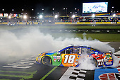 Monster Energy NASCAR Cup Series<br /> Monster Energy NASCAR All-Star Race<br /> Charlotte Motor Speedway, Concord, NC USA<br /> Saturday 20 May 2017<br /> Kyle Busch, Joe Gibbs Racing, M&M's Caramel Toyota Camry<br /> World Copyright: Matthew T. Thacker<br /> LAT Images<br /> ref: Digital Image 17CLT1mt1471