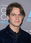 Ellar Coltrane<br />  attends The 20th ANNUAL CRITICS' CHOICE AWARDS held at The Hollywood Palladium Theater  in Hollywood, California on January 15,2015                                                                               © 2015 Hollywood Press Agency