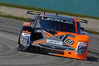 #60 Michael Shank Racing Lexus/Riley