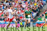Brian Ó Beaglaoich, Kerry during the All Ireland Senior Football Semi Final between Kerry and Tyrone at Croke Park, Dublin on Sunday.