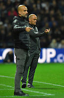 Preston North End's Manager Alex Neil Shouts to his team during the game<br /> <br /> Photographer Dave Howarth/CameraSport<br /> <br /> The Carabao Cup Third Round - Preston North End v Manchester City - Tuesday 24th September 2019 - Deepdale Stadium - Preston<br />  <br /> World Copyright © 2019 CameraSport. All rights reserved. 43 Linden Ave. Countesthorpe. Leicester. England. LE8 5PG - Tel: +44 (0) 116 277 4147 - admin@camerasport.com - www.camerasport.com