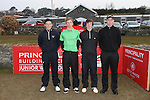 Principality Junior Wales Open 2013.Langland Bay Golf Club.08.04.13..©Steve Pope
