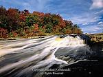 Warnertown Falls, Pocono Mts, PA
