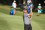 Lin Wen-tang of Taiwan in action during the 58th UBS Hong Kong Golf Open as part of the European Tour on 08 December 2016, at the Hong Kong Golf Club, Fanling, Hong Kong, China. Photo by Vivek Prakash / Power Sport Images