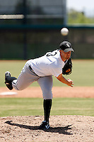 Terry Doyle  - Chicago White Sox - 2009 extended spring training.Photo by:  Bill Mitchell/Four Seam Images