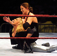 Molly Holly Trish Stratus 2002                                                     By John Barrett/PHOTOlink
