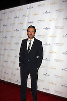 LOS ANGELES - JAN 14:  Luke Perry arrives at  the Hallmark Channel TCA Party Winter 2012 at Tournament of Roses House on January 14, 2012 in Pasadena, CA