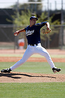 Anthony Bass - San Diego Padres - 2009 spring training.Photo by:  Bill Mitchell/Four Seam Images