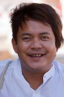 Myanmar, Burma, Burmese Tour Guide.