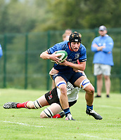 Saturday 4th September 20218 <br /> <br /> Donagh McCarrick during U18 Clubs inter-pro between Ulster Rugby and Leinster at Newforge Country Club, Belfast, Northern Ireland. Photo by John Dickson/Dicksondigital