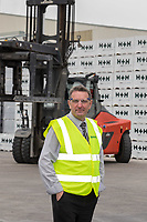 Logistics Manager Rob Pettican